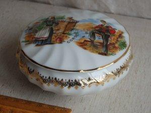画像1: CORSE 陶器製の小物入れ 器 容器