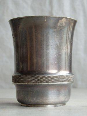画像3: フランスアンティーク カップポット 銀メッキ  1930年
